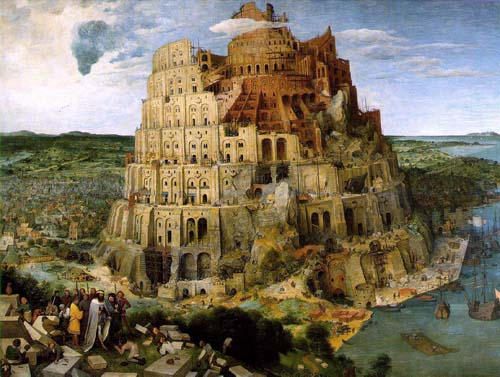 Brueghel-towerofbabel