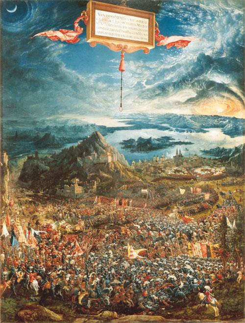 AltdorferThe-Battle-Alexander-Issus