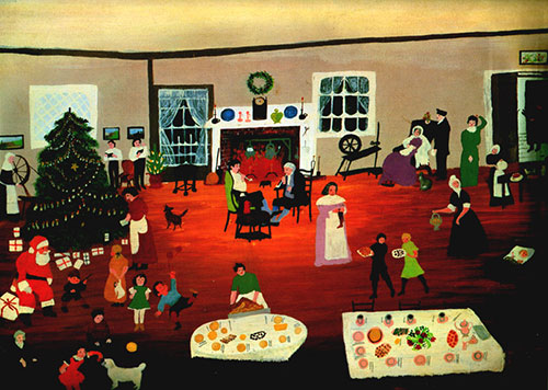 Christmas-At-Home-Grandma-Moses