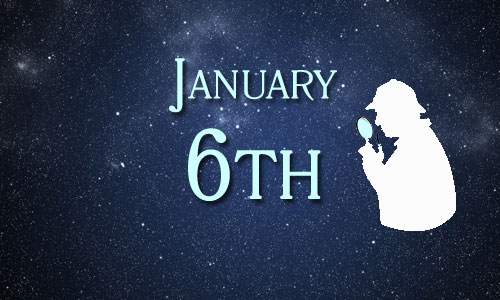 January 6 in Pop Culture History