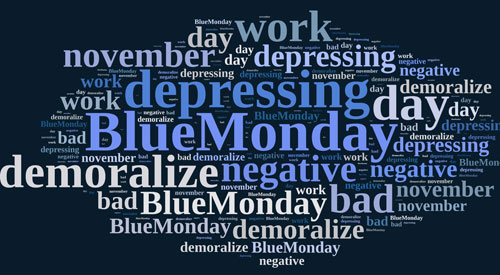 Don't Let Blue Monday Get You Down!