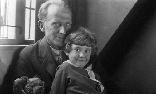 A.A. Milne Born January 18, 1882