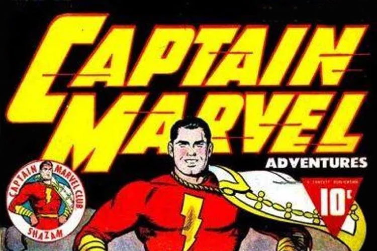 Fawcett's Big Red Cheese: The Original Captain Marvel