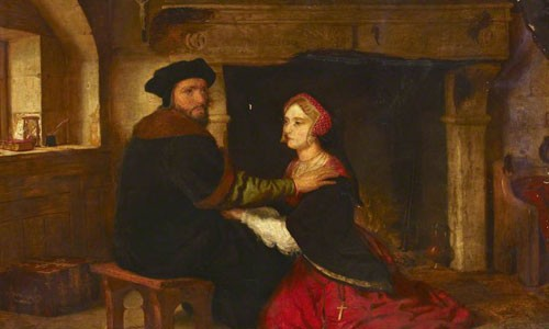 Sir Thomas More Born February 7, 1478
