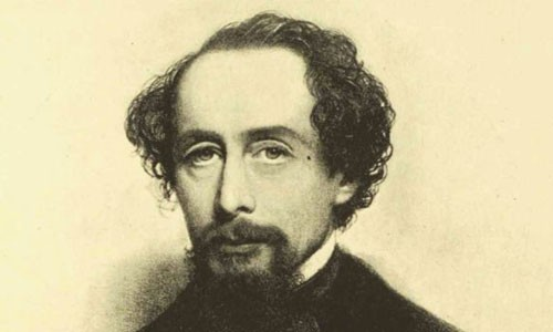 Charles Dickens Born February 7, 1812