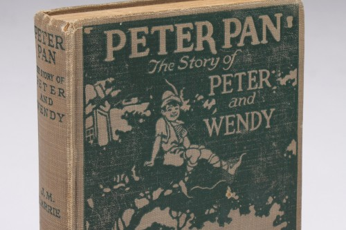 Peter Pan Opens December 27, 1904