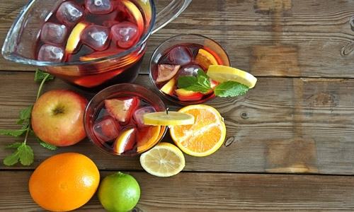 Happy National Sangria Day! (December 20th)