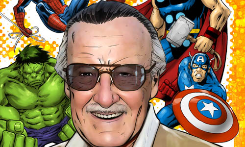 Stan Lee Born December 28th 1922