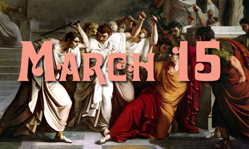 March 15 in Pop Culture History